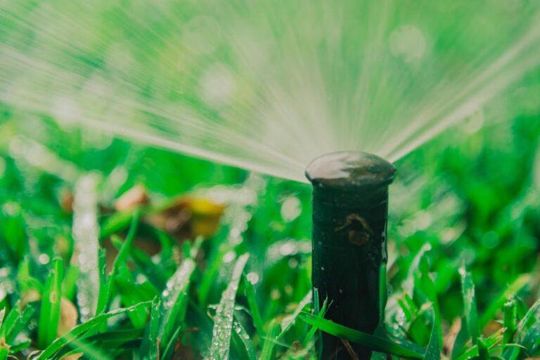 Irrigation Australia reticulation repairs and install Perth